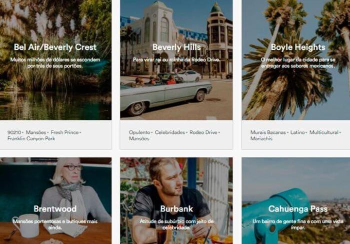 Airbnb utiliza a ferramenta do Instagram