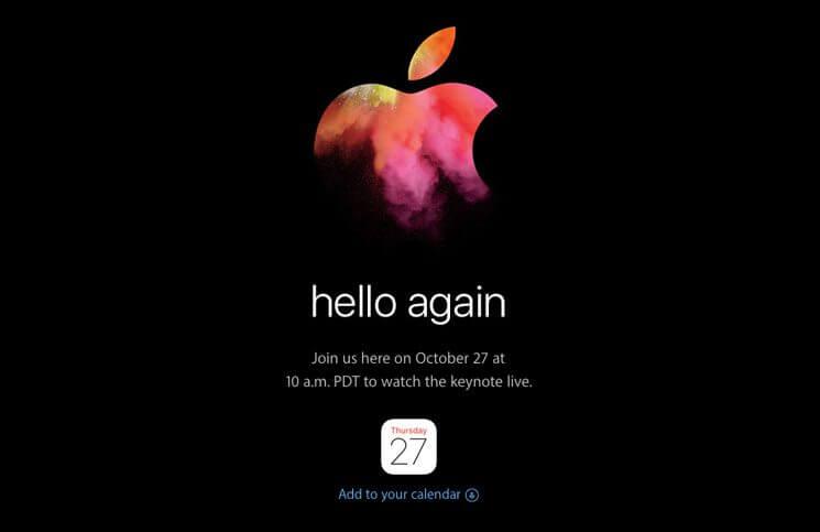 O que esperar do evento da Apple de hoje