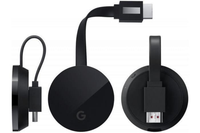 Chromecast Ultra - Design