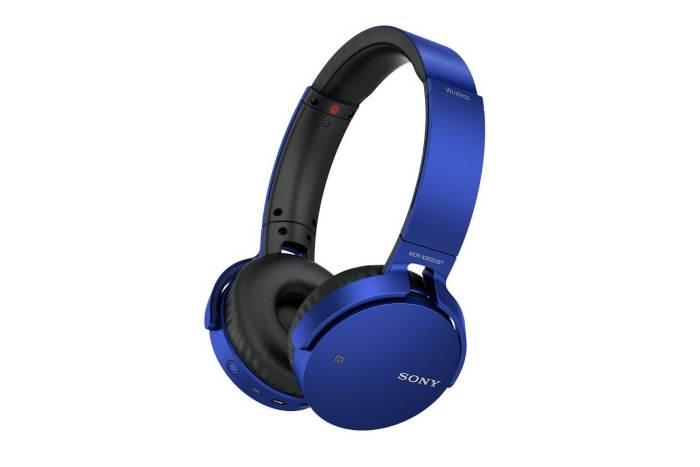 Lista Geek da Sony - Headphone MDR-XB650BT