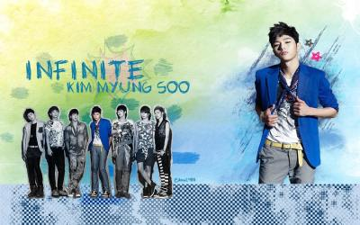 Infinite Kim myung-soo(L) Wallpaper by Eskimo1455