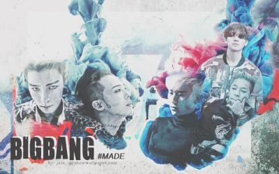 BIGBANG #MADE Wallpaper by jxts_