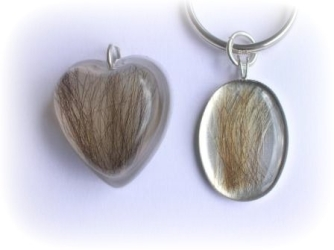 Lock Of Hair Keepsake Pet Keepsake Gifts Horse Hair