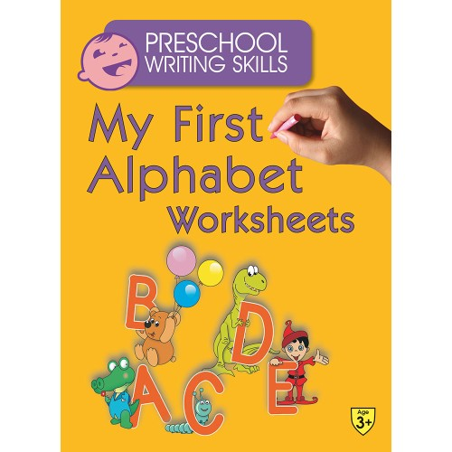 My First Alphabet Book Printable - Alphabet Image and Picture