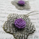 Flower Earring Tutorial 010