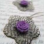 Flower Earring Tutorial 010