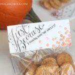 Printable Treat Bag Toppers