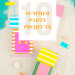 DIY Summer Party Decorations