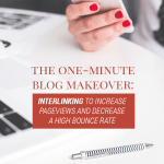 Interlinking - Linking Blog Posts Internally - Featured Image