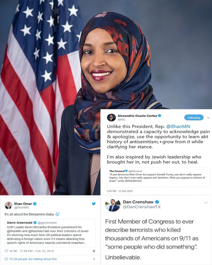 rep ilhan omar twitter 911 video for elementary