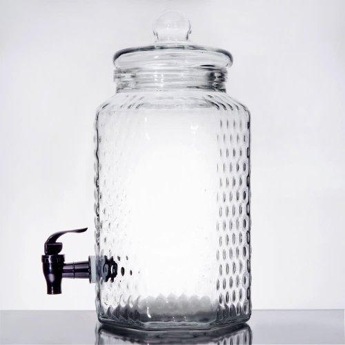 Medium Of 1 Gallon Glass Jar