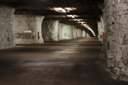 5 Top Secret End of the World Bunkers Bunker_catacombs2_homelandsecurity045