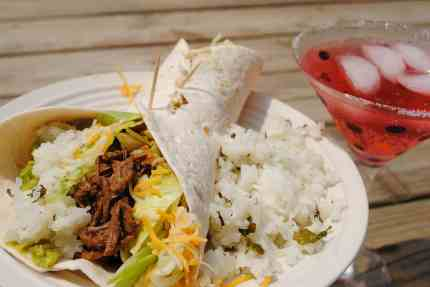Chipotle Barbacoa and Cilantro Lime Rice from www.shugarysweets.com