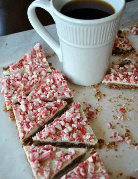 peppermint mocha crunch