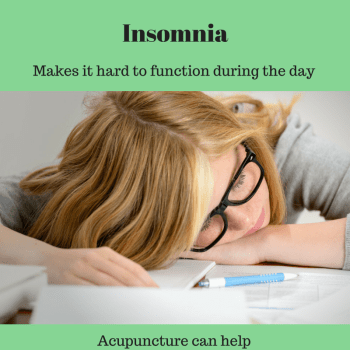 Insomnia sleep problems