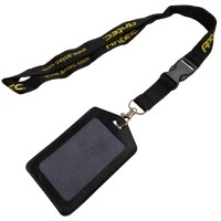 ID Badge Holder Lanyard | Quick Release ID Badge Holder ...