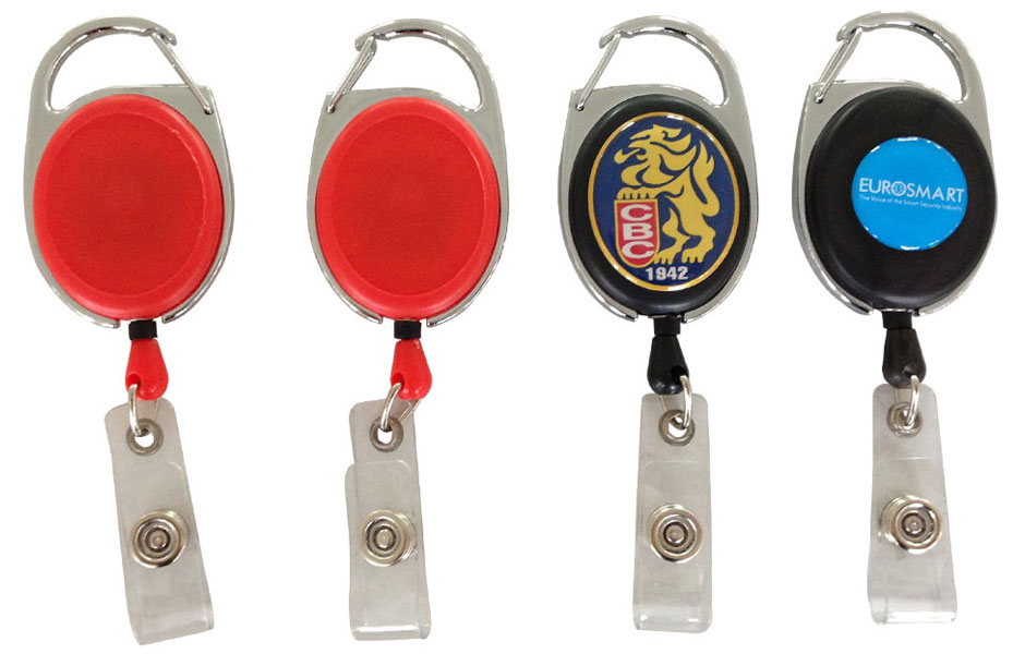 What Is A Retractable Badge Reel Archives Custom Lanyards