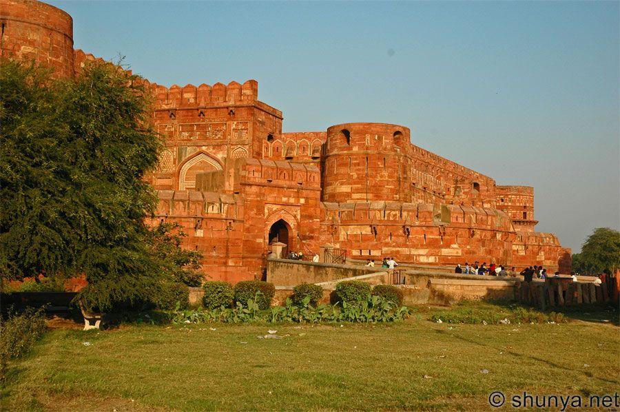 Taj Mahal Hd Wallpaper Agra Fort Agra India Shunya