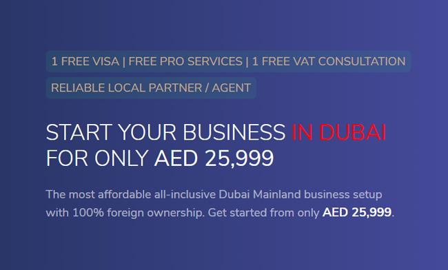 Business Setup in UAE LLC Company Formation in UAE