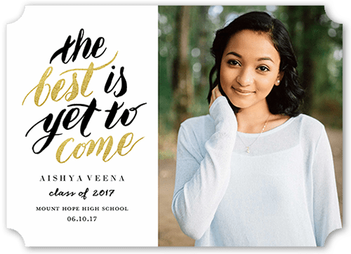 Graduation Announcement Wording Ideas For 2018 Shutterfly