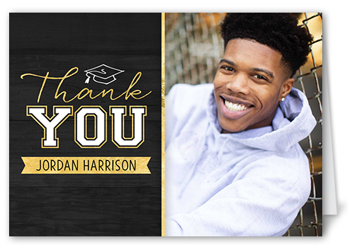 50 Graduation Thank You Card Sayings and Messages 2019