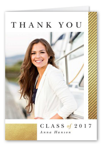 50 Graduation Thank You Card Sayings and Messages