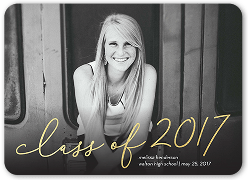 Graduation Announcement Etiquette For 2017 Shutterfly