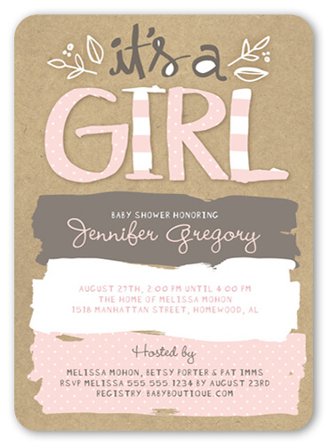 What to Write in a Baby Shower Card Shutterfly