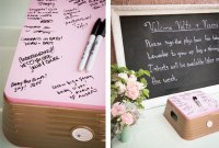 14 Sweet Baby Shower Guest Book Ideas