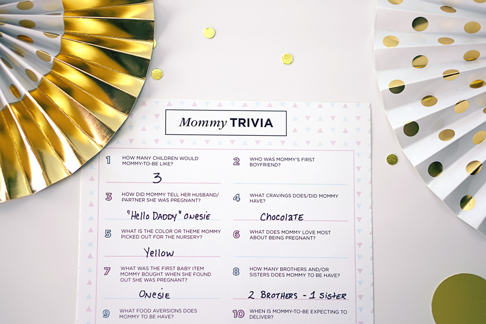 Baby Shower Games That Are Actually Fun to Play Shutterfly