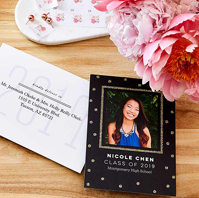 5 Editable Graduation Party Invitation Templates + Tips Shutterfly