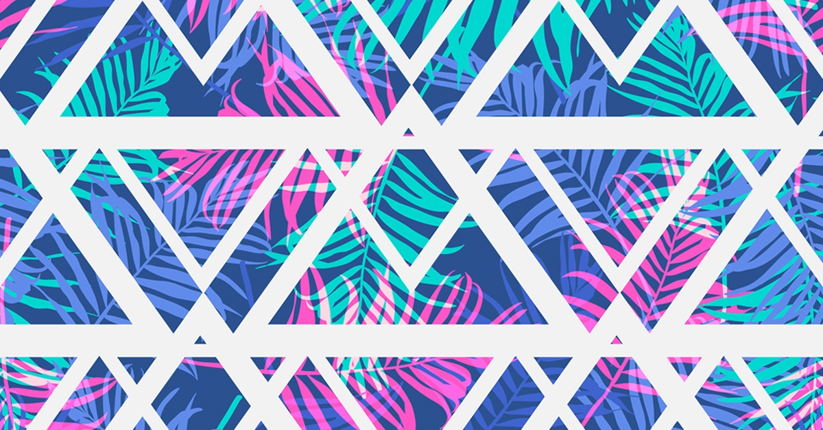 Geometric Patterns  Design For Customer Acquisition Shutterstock