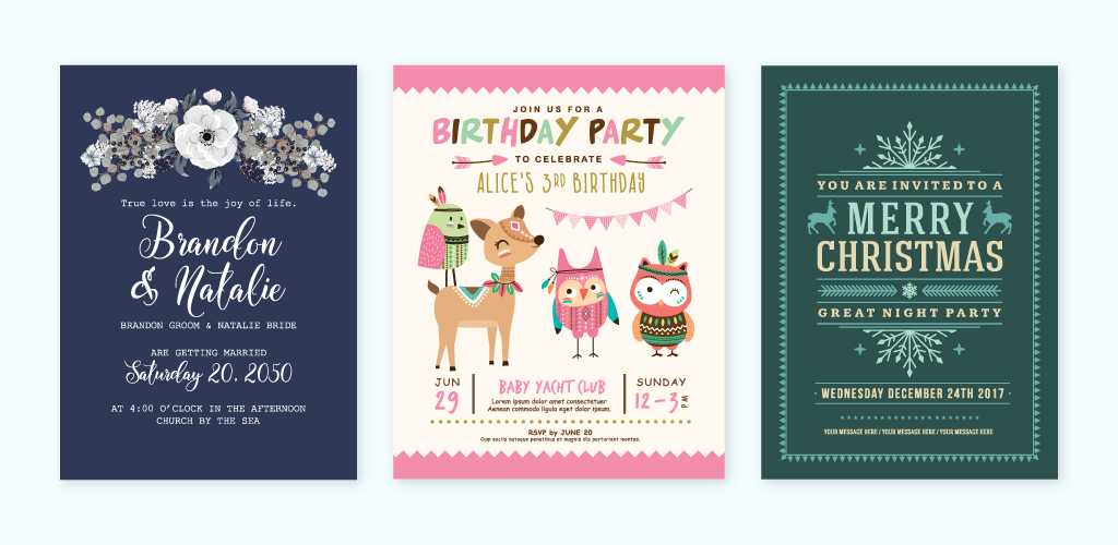 21 Tips to Make Your Own Invitations, Save the Dates, and Cards