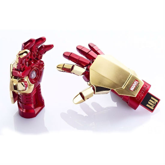 Iron Man Glove Usb Drive Shut Up And Take My Money