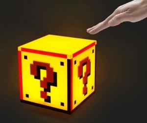 Nintendo Super Mario Question Block Door Mat Geek Stuff