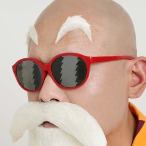 Master Roshi Sunglasses Shut Up And Take My Yen : Anime & Gaming Merchandise