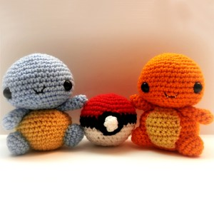 Chibi Crochet Pokemon Shut Up And Take My Yen : Anime & Gaming Merchandise
