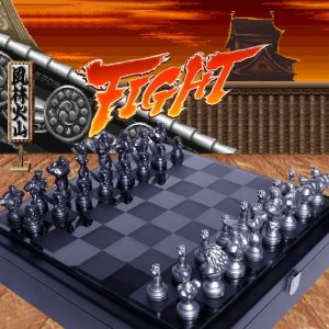 Street Fighter Chess Shut Up And Take My Yen : Anime & Gaming Merchandise