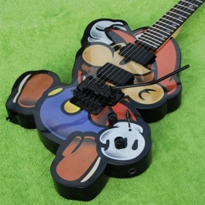 Super Mario Guitar Shut Up And Take My Yen : Anime & Gaming Merchandise