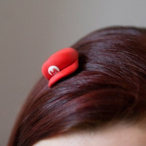 Super Mario Hat Bobby Pin Shut Up And Take My Yen : Anime & Gaming Merchandise