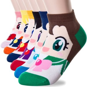 Sailor Moon Socks Shut Up And Take My Yen : Anime & Gaming Merchandise
