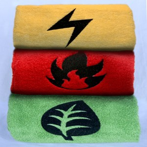 Pokemon Energy Card Towels Shut Up And Take My Yen : Anime & Gaming Merchandise