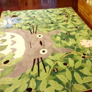 My Neighbor Totoro Rug Shut Up And Take My Yen : Anime & Gaming Merchandise