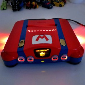 Custom Super Mario Nintendo 64 Shut Up And Take My Yen : Anime & Gaming Merchandise