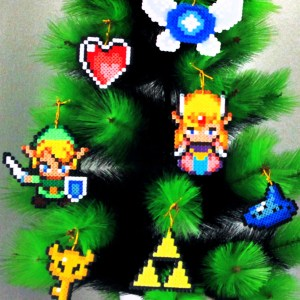 Legend of Zelda Christmas Tree Decorations Shut Up And Take My Yen : Anime & Gaming Merchandise
