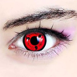 Naruto Sharingan Contact Lenses