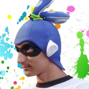 Splatoon Squid Boy Hat