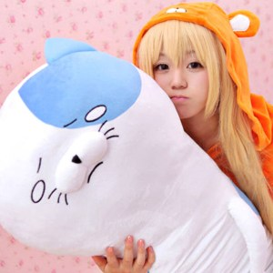 Himouto! Umaru-Chan Cat Body Pillow