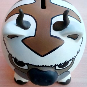 Avatar Appa Piggy Bank Shut Up And Take My Yen : Anime & Gaming Merchandise