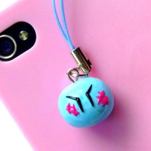 Clannad Dango Phone Charm Shut Up And Take My Yen : Anime & Gaming Merchandise